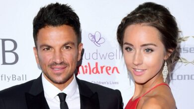 Peter Andre's wife Emily slams complaints about BBC coverage of Prince Philip death