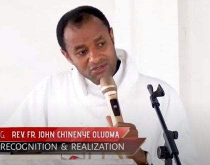 WATCH AND DOWNLOAD RECOGNITION AND REALIZATION (PART 7) – Rev Fr Oluoma Chinenye John