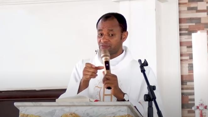 THE CHARACTER OF THE APOSTLE THOMAS - Fr Oluoma Chinenye John