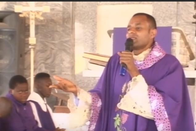 WATCH PRAYER -FULL LENGTH BY Rev Fr Oluoma Chinenye John